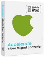 Accelerate Video to iPod Converter icon